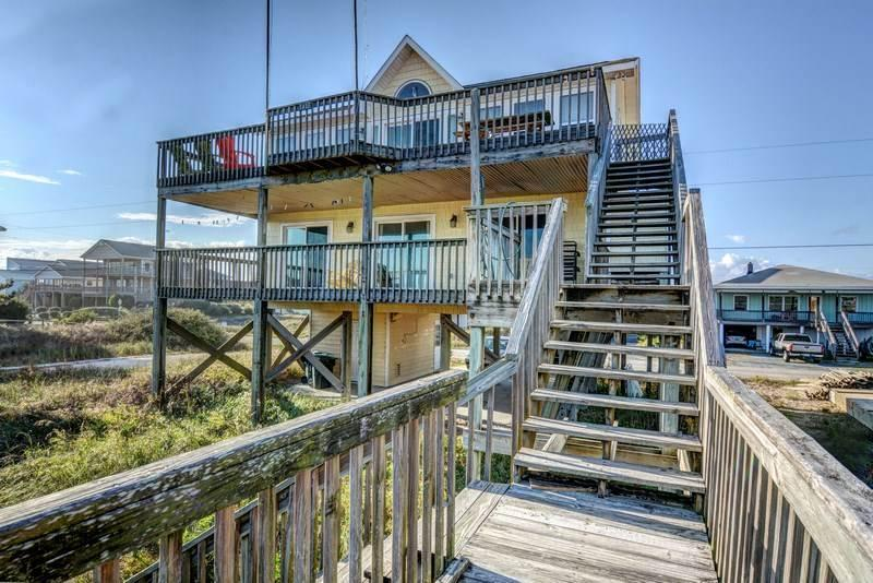 IT'S ABOUT DAMN TIME - Image 1 - Topsail Beach - rentals