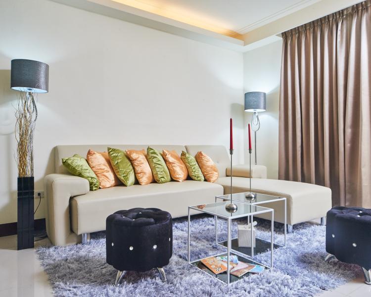 Fancy Living Room! - SimplyTaipei! 101LARGE HOUSE DAAN MRT MARKETS SOGO - Taipei - rentals