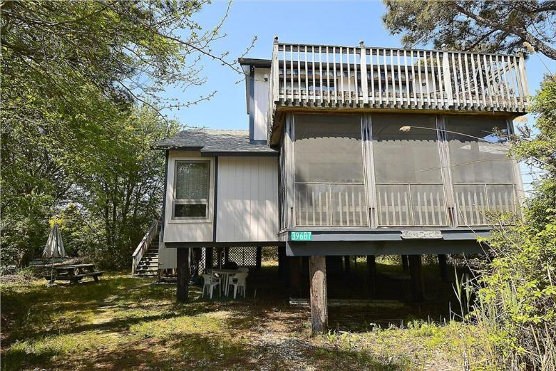 Contemporary 3 bedroom, 2 bath home only steps to the beach! - Image 1 - Bethany Beach - rentals