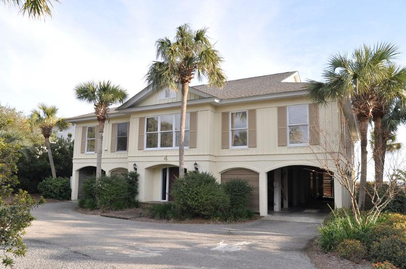 Custom Oceanfront Home w/ Private Pool! - Image 1 - Isle of Palms - rentals