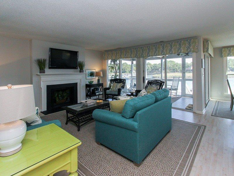 16 Lands End Court - Image 1 - Sea Pines - rentals