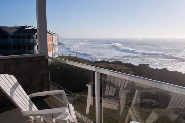 Beautiful Top Floor Views from Seacliff Loft - *Promo!* Oceanfront, Single Bedroom Condos - Indoor Pool, Jacuzzi and More! - Depoe Bay - rentals