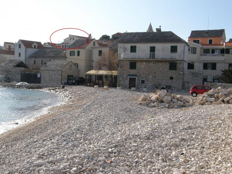 beach - 5090 A1(2+1) donji - Primosten - Primosten - rentals