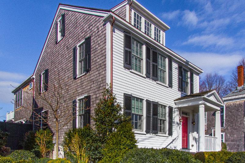 North Water St,  Captains Home with new Luxury Interior, Pool, Granite Patio - ALLNW - Historic Luxury Retreat with Pool, Village Location, Walk to In-town Beaches,  Steps to Main St, Gourmet Dining, Boutique Shops - Chappaquiddick - rentals