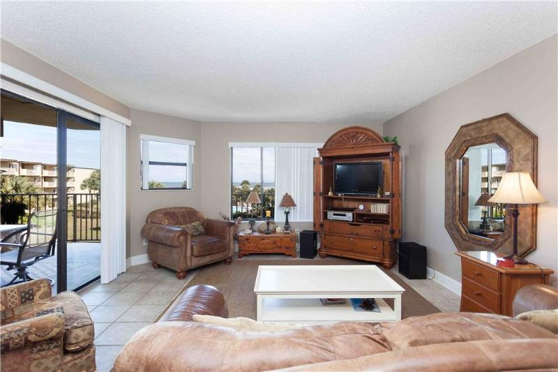 Colony Reef 3301, 3 Bedrooms, Ocean Front, 3rd Floor, Corner Unit, Sleeps 7 - Image 1 - Saint Augustine - rentals