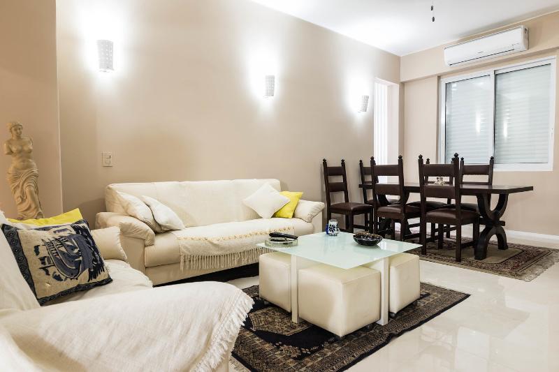 Living and Dining Room - COPACABANA BEACH - Rio de Janeiro - rentals
