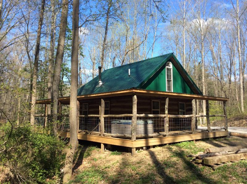 1st Choice Cabin Rentals Montana Cabin - Image 1 - Hocking Hills - rentals