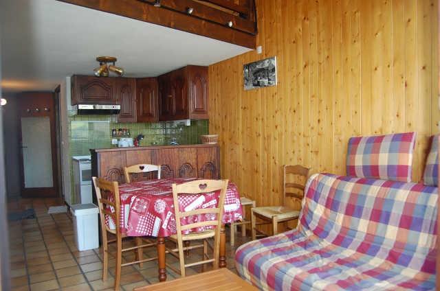 BELVÉDÈRE 4 2 rooms + mezzanine 6 persons - Image 1 - Le Grand-Bornand - rentals