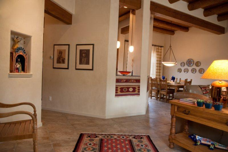 Great Room - Adobe Destinations - La Fantasita - Santa Fe - rentals