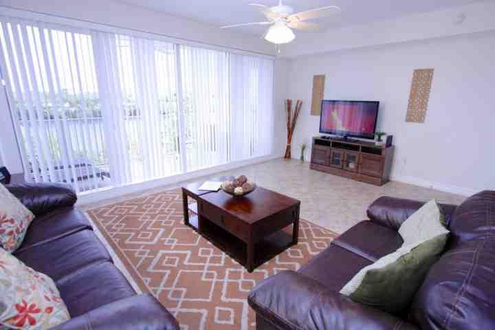 Flat screen tv on a beautiful entertainment center - 579 Little Harbor - Ruskin - rentals