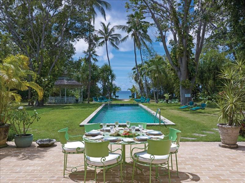 Nelson Gay at Speighstown, Barbados - Beachfront, Pool, Landscaped Gardens - Image 1 - Saint Peter - rentals