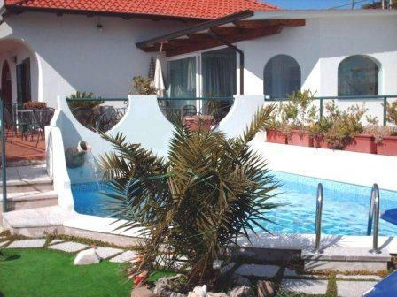 Casa Smeraldo - pool, phantastic seaview, parking - Image 1 - Furore - rentals