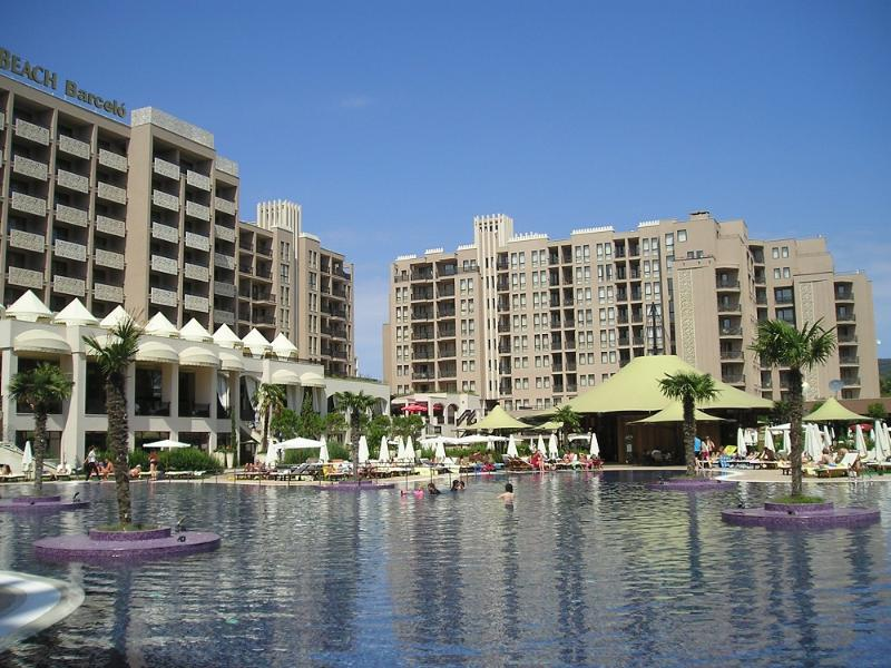 Barceló Royal Beach 5* Hotel complex - ROYAL BEACH APARTMENT - 5-star complex, free Wi-Fi - Sunny Beach - rentals