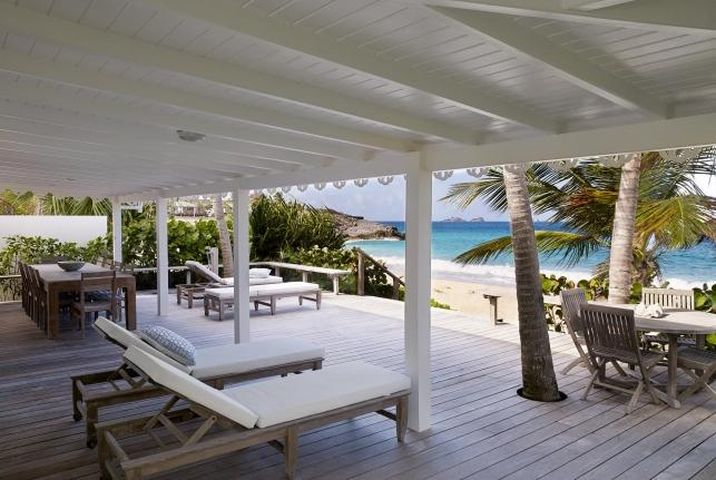 Villa Flamands Beach St Barts Rental Villa Flamands Beach - Image 1 - Lorient - rentals