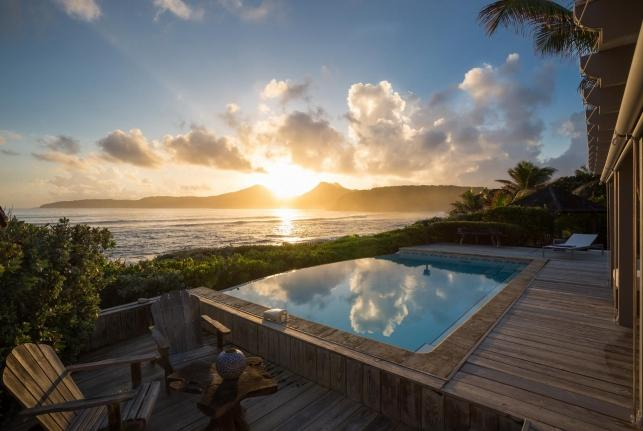 Villa Sea Sand And Sun St Barts Rental Villa Sea Sand And Sun - Image 1 - Gustavia - rentals