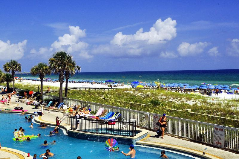 """Azure Unit 120"" Gorgeous 3 bedroom Unit - Image 1 - Fort Walton Beach - rentals"