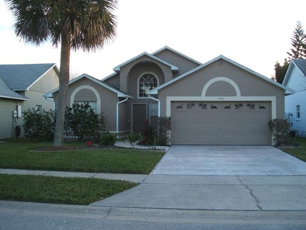 Villa - Front - 3 Bed.2 Bath Villa near Disney w.Pool from  89 US - Kissimmee - rentals