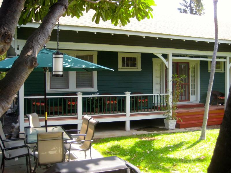 ARTS AND CRAFTS SPACIOUS PLANTATION HOME with 4th BDRM ENSUITE - GRACIOUS 4 BEDROOM PLANTATION HOME NEAR BEACHES - Kihei - rentals