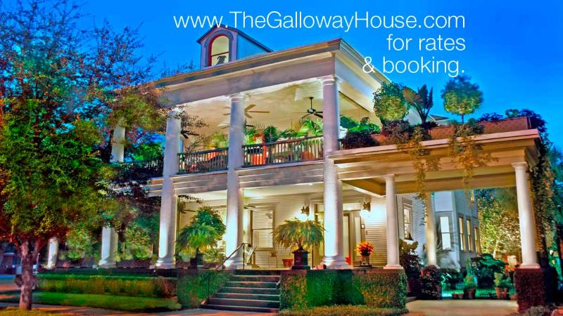 The Galloway House - $99 Night! 45% Off thru Aug. Visit our site! - Savannah - rentals