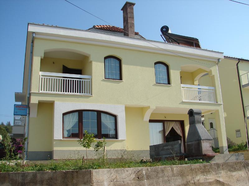 house - 00412OKRG  A5(4) - Okrug Gornji - Okrug Gornji - rentals