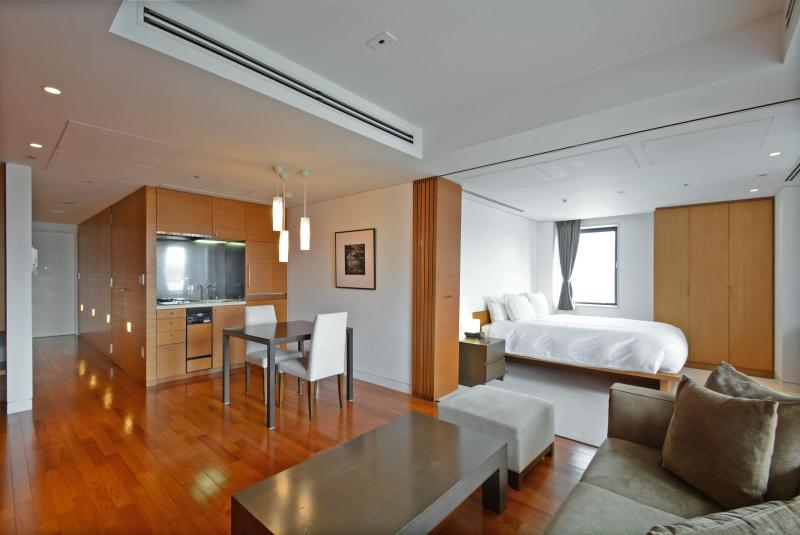 B Type 55-56m2 - Roppongi Hills Residence D Serviced Apartment 1BR - Minato - rentals