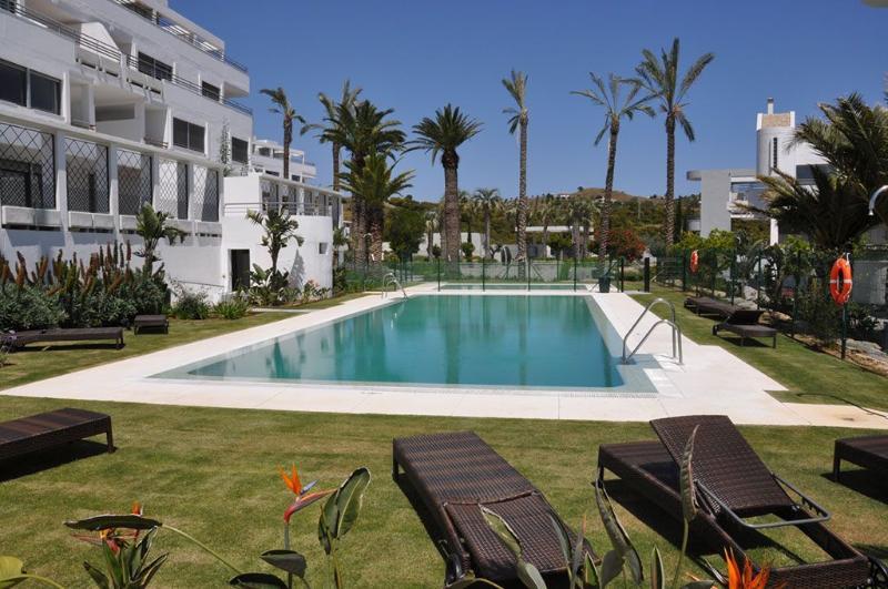 1811 - Vitania Resort, La Cala de Mijas - Image 1 - La Cala de Mijas - rentals