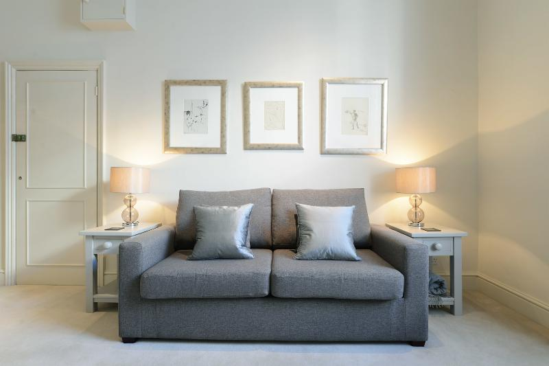 One-bed apartment on Cambridge Street, Westminster - Image 1 - London - rentals