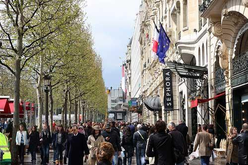 Area Picture - Parisian Charme at Champs Elysees 2 Bedroom Apartment - Paris - rentals