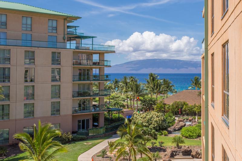 Partial-ocean view - Honua Kai - Partial Ocean Views 4th Floor - Lahaina - rentals