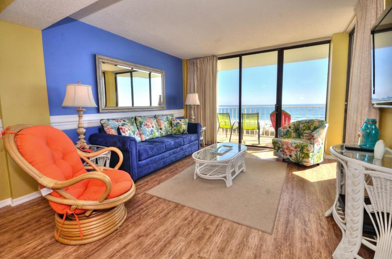 Beautiful Ocean Front Condo - Image 1 - North Myrtle Beach - rentals