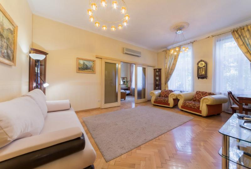 Karetniy courtyard - Image 1 - Moscow - rentals