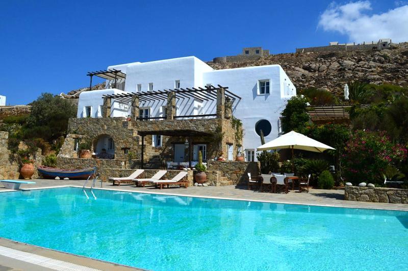 Villa Stigos - Image 1 - Mykonos Town - rentals