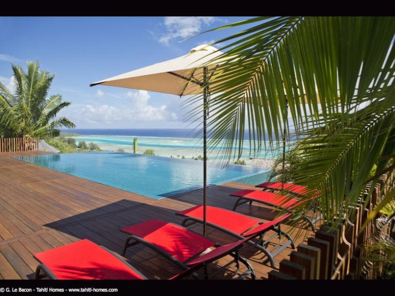 Villa Paradisio - Moorea - Image 1 - Papetoai - rentals