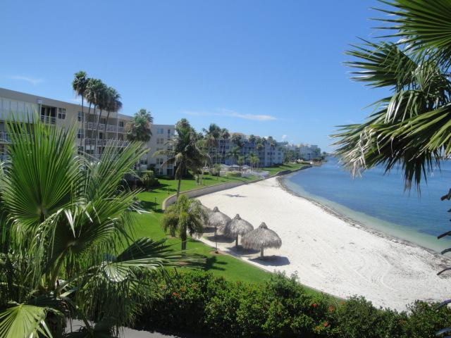 Isla's Beach from the Bridge - Come Soak Up The Sun on Isla del Sol! - Saint Petersburg - rentals