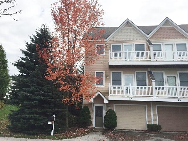 Beautifully Decorated Townhouse Style Condo - Image 1 - Manistee - rentals