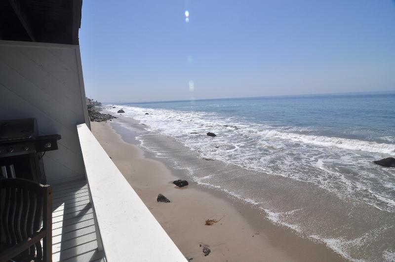 Large 3br3 Malibu Oceanfront Home on Private Beach - Image 1 - Malibu - rentals