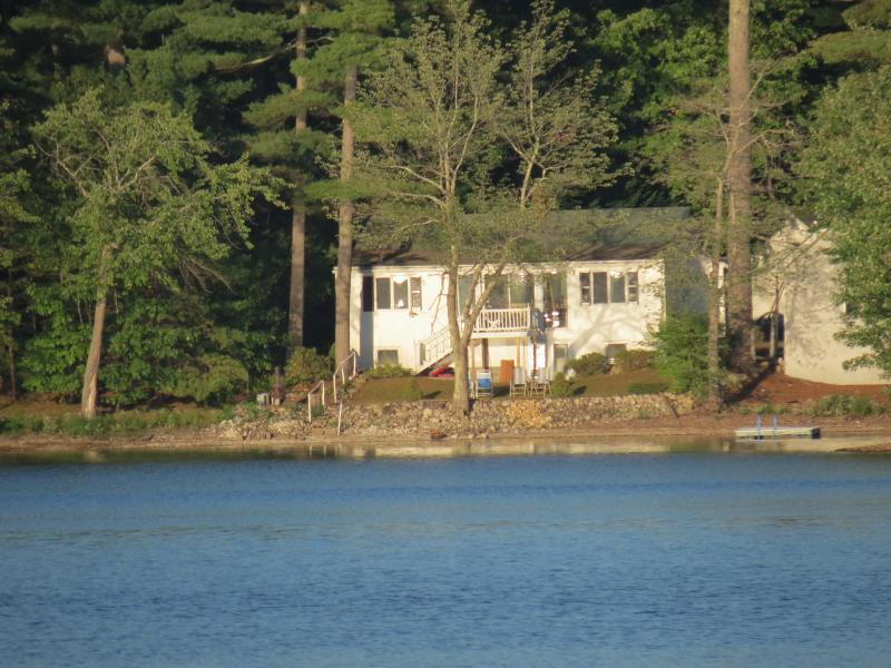 Rental from lake - Beautiful Cottage on Crystal Lake - Gray - rentals
