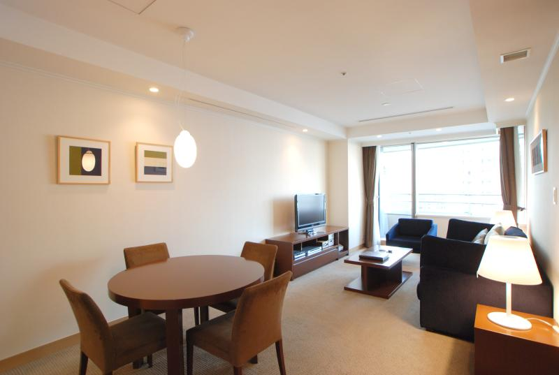 B Type 67m2 - Atago Forest Tower Serviced Apartment 1BR - Minato - rentals