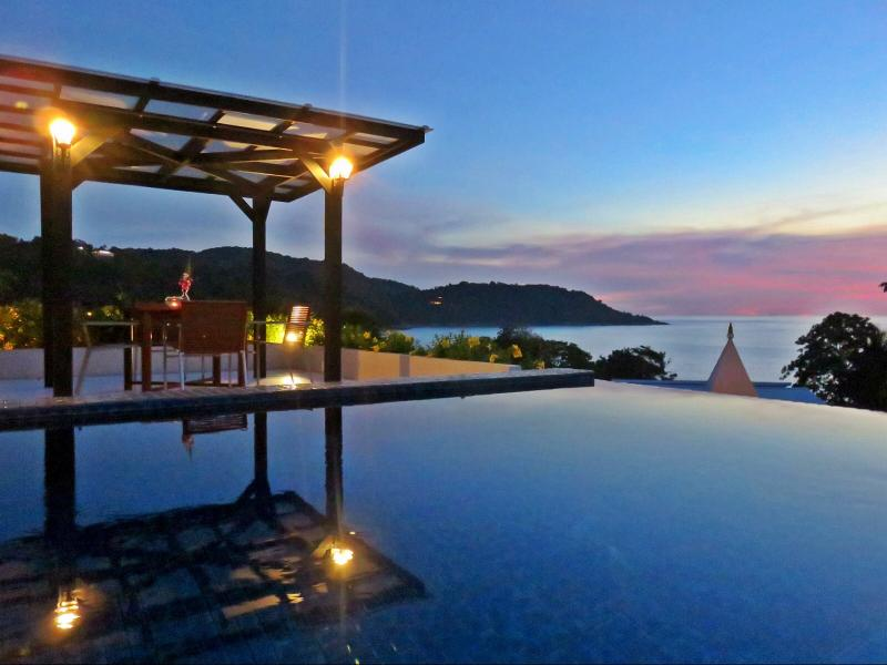 Private Pool Sala - Honeymoon Private Pool Penthouse Walk To Kata Beac - Kata - rentals