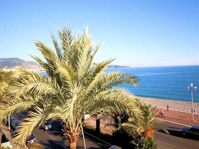 Nice Côte d'Azur, apartment 4p. on the Promenade des Anglais, beach 50m. - Image 1 - Nice - rentals
