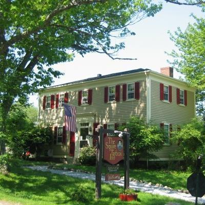 The Squire Tarbox Inn - Beautiful historical inn on 11 acres. - Wiscasset - rentals