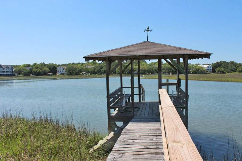 Collins Creek House - Image 1 - Pawleys Island - rentals