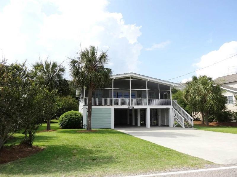 Coble Beach House - Image 1 - Pawleys Island - rentals