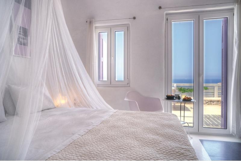 Executive Studio n.7 - Studio/Executive Studio - Sea View & Pool, Mykonos - Paradise Beach - rentals
