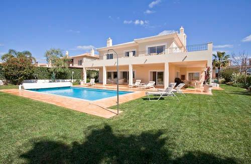 Villa Liantha, upto 10 Persons - Image 1 - Vilamoura - rentals