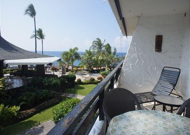 Ocean View Lanai - Casa de Emdeko 233 - AC Included at Ocean Front Complex! - Kailua-Kona - rentals