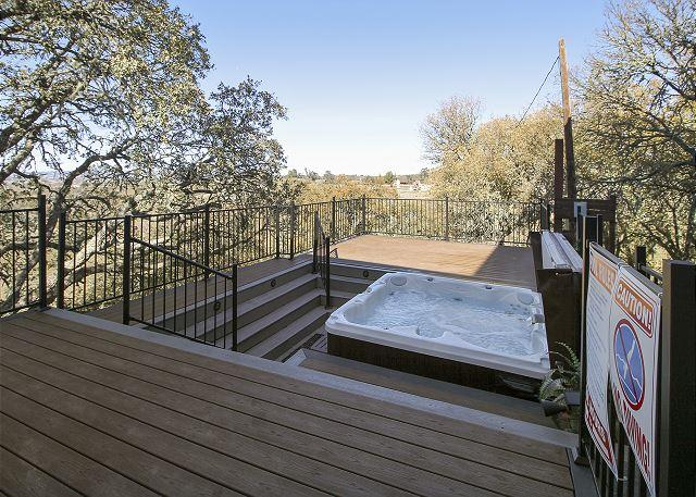 Huge  tub privacy in Wine Country - Image 1 - Templeton - rentals