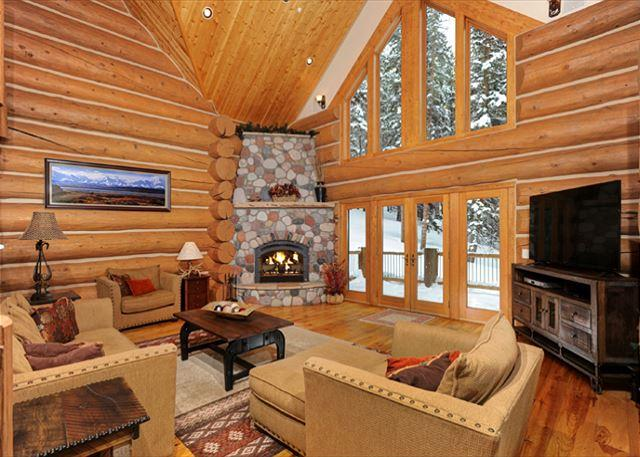 Paradise Meadow Lodge - Paradise Meadow Lodge is the ultimate mountain lodge!! - Breckenridge - rentals