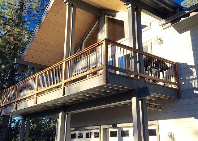 """Awesomeness!!! - """"Peak Retreat"""" a Blue Lake Springs home in the treetops awaiting your arrival - Arnold - rentals"""