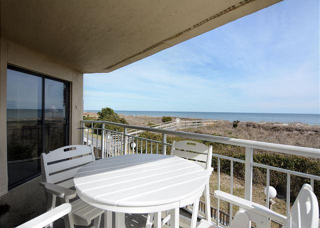 Got It All - 3 Bedroom oceanfront condo close to the Carolina Beach Boardwalk - Image 1 - Carolina Beach - rentals